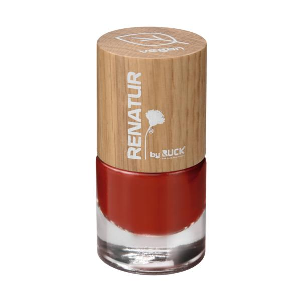 Nagellack RENATUR by RUCK® Nail Polish Poppy